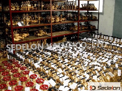 Well-known brand and Reliable valve manufacturer of bronze valve-SEDELON